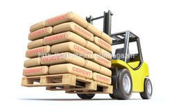 forklift-cement-sacks-d-illustration-37787827